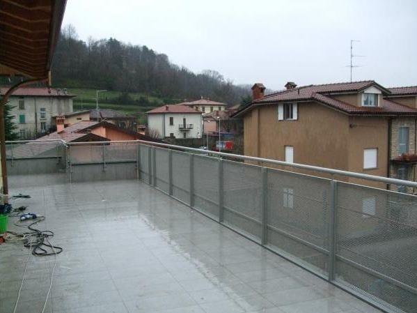 Aluminium Window railing PALADINA - ALUSCALAE