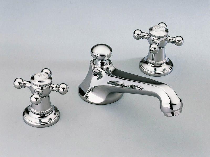 3 hole washbasin tap CHARLESTON | Washbasin tap by INTERCONTACT