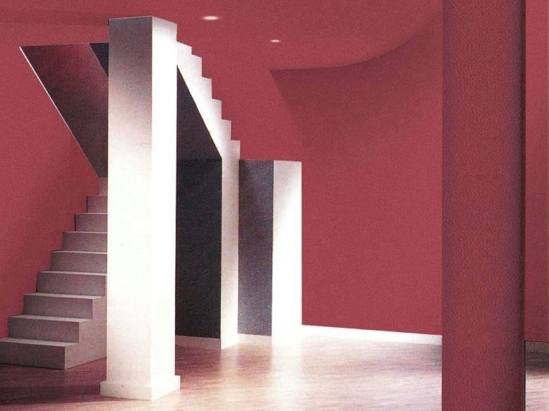 Sound absorbing synthetic fibre wallpaper FIBERWOVEN® P - TECNOFLOOR Industria Chimica