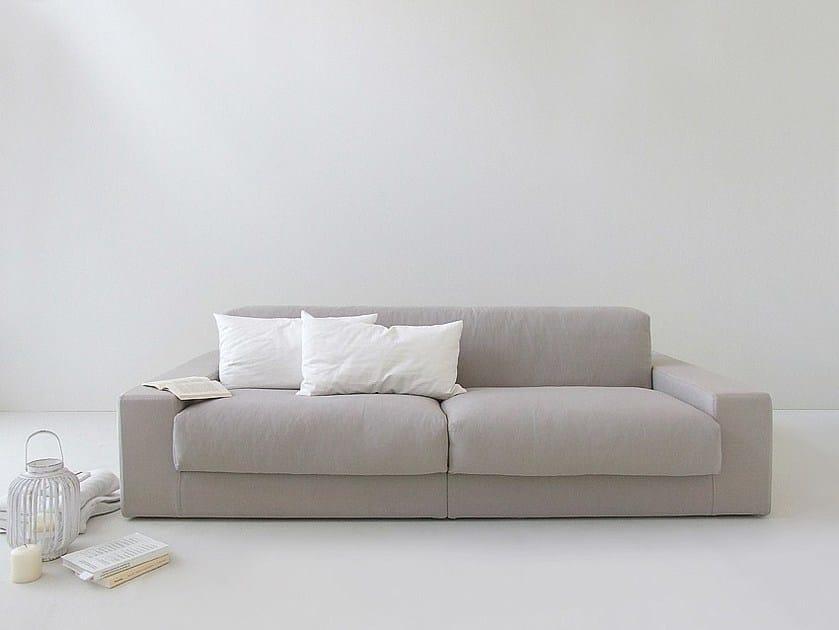 3 seater sofa ISOLAGIORNO™ CLASS monò - LAYOUT ISOLAGIORNO™ by Farm
