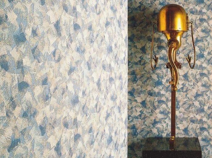 Sound absorbing synthetic fibre wallpaper WALLDESIGN® BARIOLE - TECNOFLOOR Industria Chimica