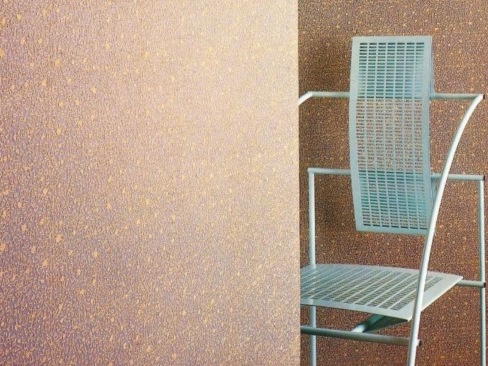 Sound absorbing synthetic fibre wallpaper WALLDESIGN® BESAS by TECNOFLOOR