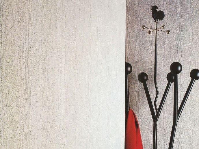 Sound absorbing synthetic fibre wallpaper WALLDESIGN® BRISE - TECNOFLOOR Industria Chimica
