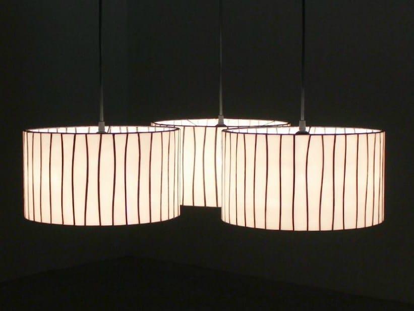 Glass pendant lamp CURVAS CV04C-3 | Pendant lamp - arturo alvarez