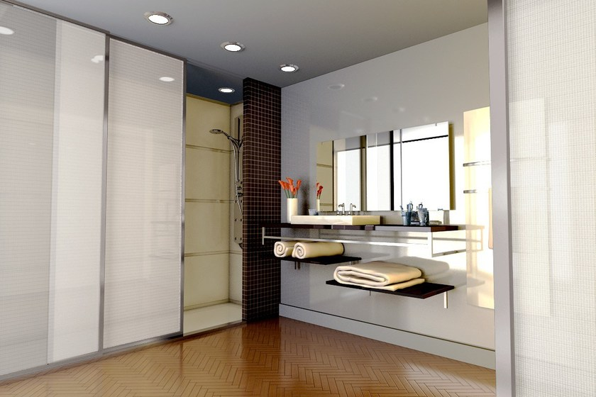 Vetro decorato stratificato tex glass glassolutions for Finestre velux lainate