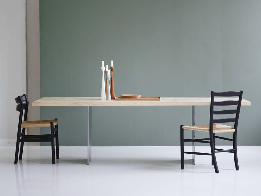 Extending oak table DK3_3 TABLE | Oak table by dk3