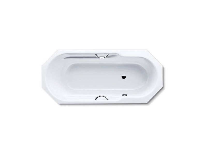 Built-in octagonal bathtub RONDO 8 STAR - Kaldewei Italia