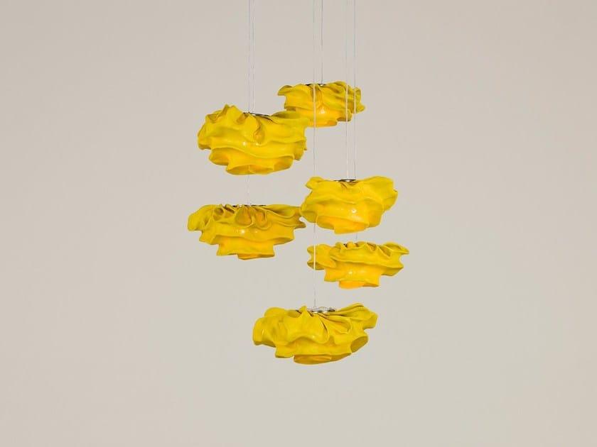 Silicone pendant lamp NEVO NE04-6 | Pendant lamp by arturo alvarez