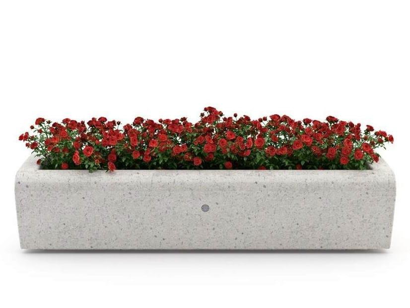 Flower pot ONDA   Flower pot - Bellitalia