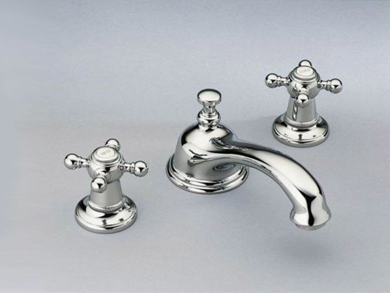 3 hole washbasin tap POMPADOUR | Washbasin tap - INTERCONTACT