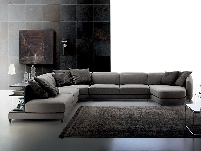 Relaxing sofa with electric motion DUNN | Sofa - Ditre Italia