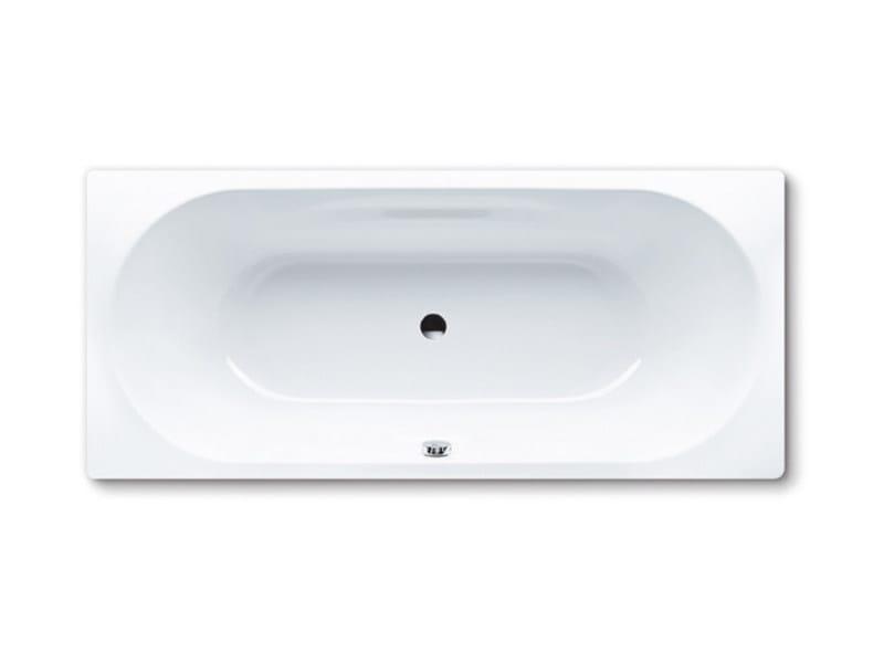 Built-in rectangular bathtub VAIO DUO - Kaldewei Italia