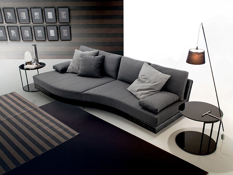 Convertible fabric sofa EVANS MIX - Ditre Italia