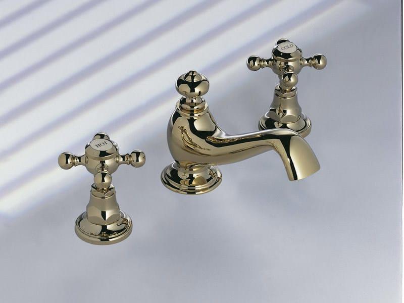3 hole washbasin tap BROADWAY | Washbasin tap - INTERCONTACT