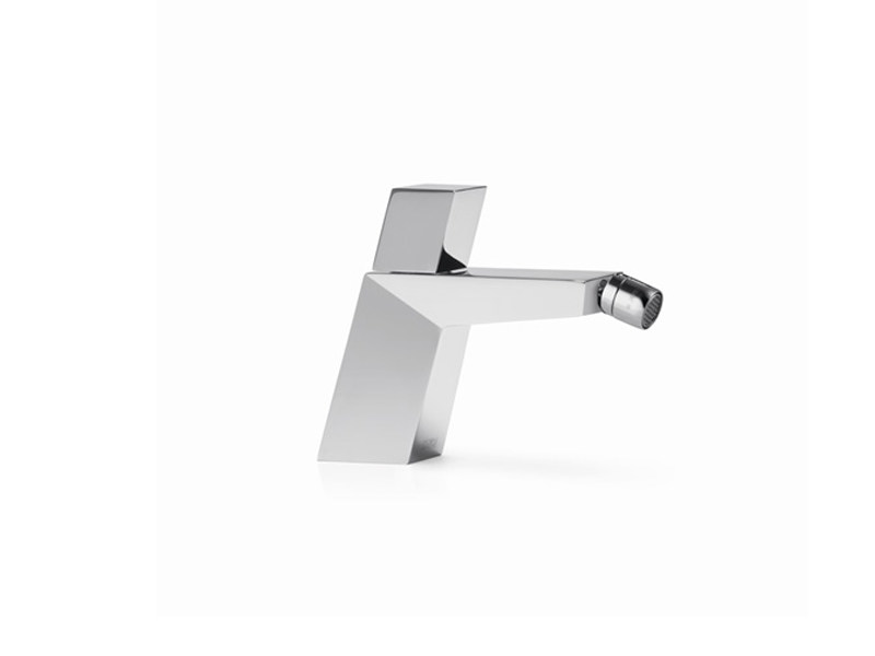 Single handle bidet mixer SUPERNOVA by Dornbracht