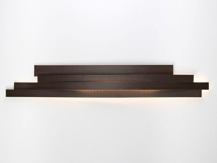 Cellulose fibre wall light LI LI06G | Wall light by arturo alvarez