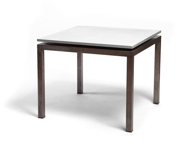 Square coffee table MENSA 70 - URBI et ORBI