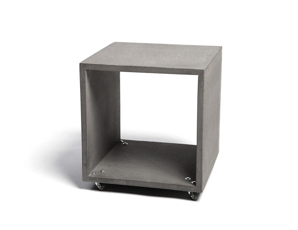 Coffee table with casters MENSA ROTA - URBI et ORBI