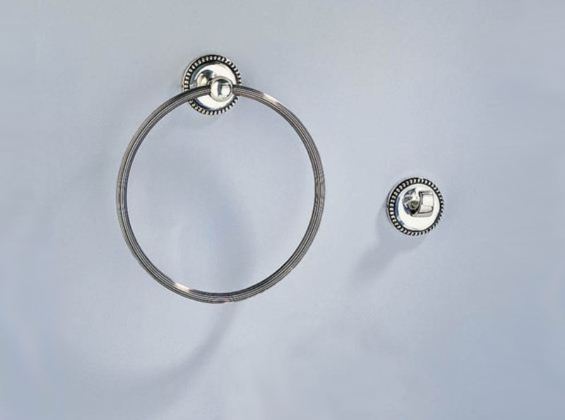 Towel ring VERSAILLES | Towel rack - INTERCONTACT