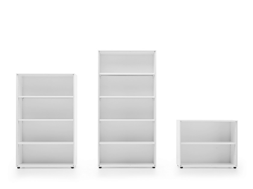 Mobile ufficio basso in metallo essenza mobile ufficio for Mobile ufficio basso