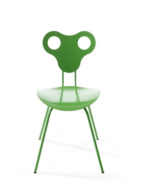 Natural rubber chair HALO | Chair - Artifort