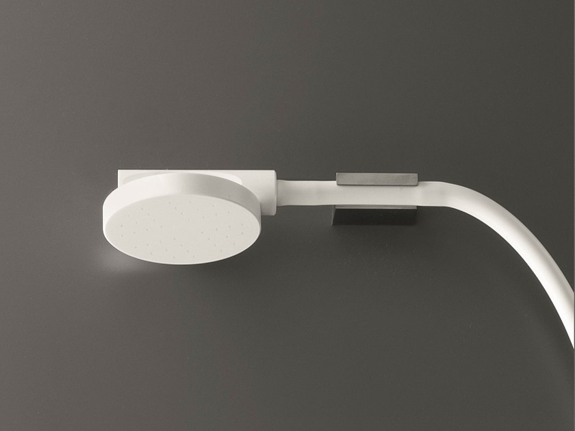 Delrin® hand shower with bracket/water connection SWI 09 by Ceadesign