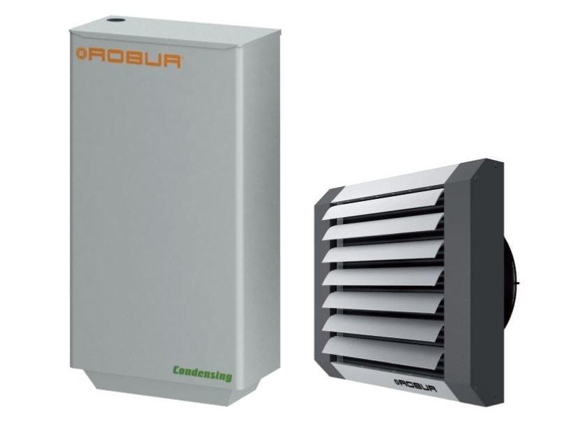 Gas condensation boiler CALDARIA CONDENSING - ROBUR