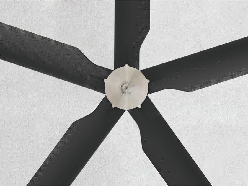Ceiling mounted fan TWO 01 - Ceadesign S.r.l. s.u.
