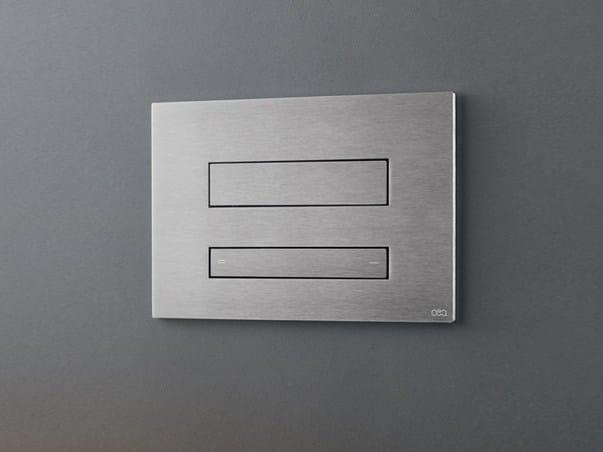 Flush plate PLA 06 - Ceadesign S.r.l. s.u.