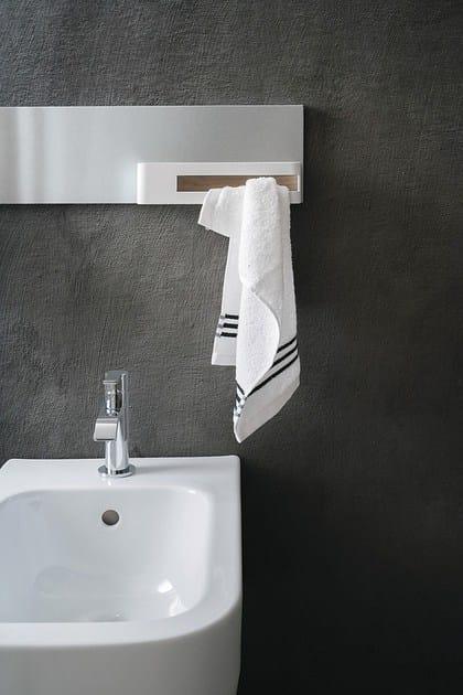 Arredo bagno completo in metallo magnetika bathroom by ronda design design ferruccio tasinato - Arredo bagno completo ...