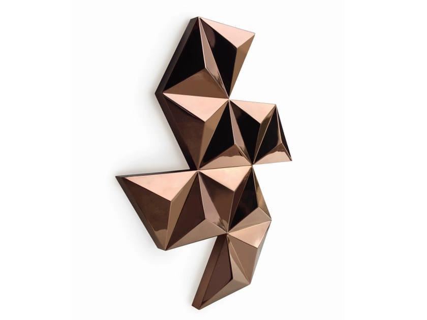 Electric wall-mounted radiator DIAMOND XS by FOURSTEEL