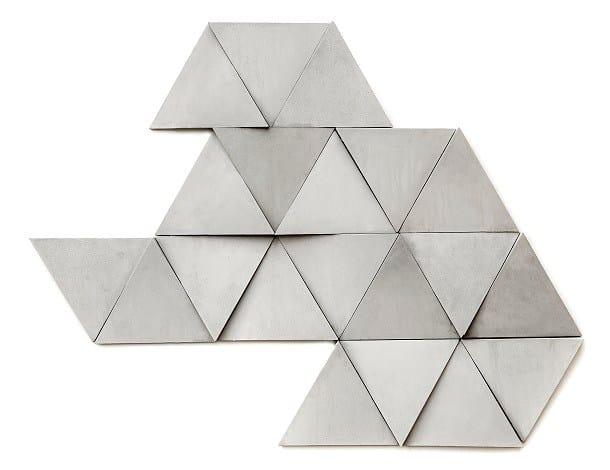 Concrete 3D Wall Cladding EUCLID - URBI et ORBI