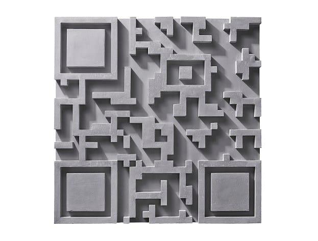 Concrete 3D Wall Cladding GENERE SCRIPTI - URBI et ORBI