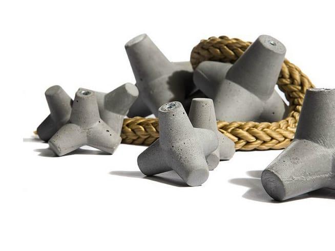 Concrete Furniture knob MARINE | Concrete Furniture knob - URBI et ORBI