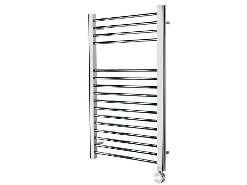 Wall-mounted electric towel warmer STEEL ELEGANCE - FOURSTEEL