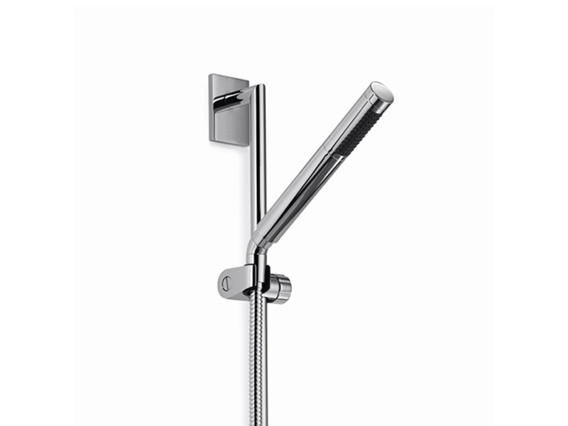 Handshower with shower wallbar for shower SUPERNOVA - Dornbracht