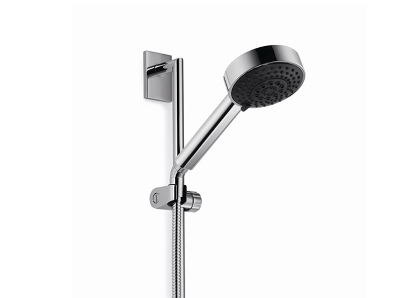 Wall-mounted handshower with shower wallbar SUPERNOVA by Dornbracht