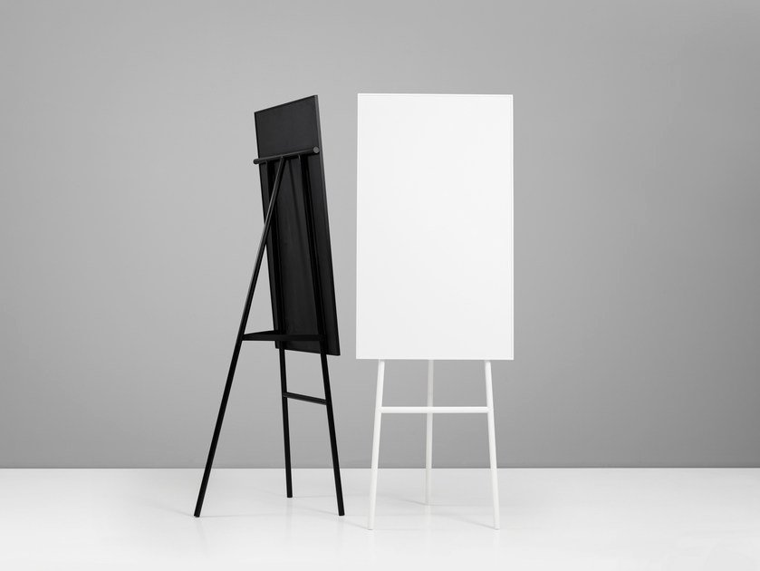 Magnetic office whiteboard ONE Flip Chart - Lintex