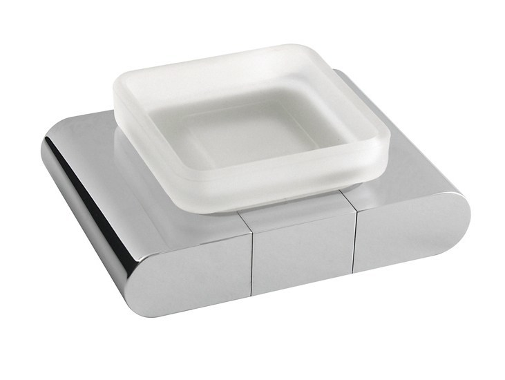 Wall-mounted soap dish FORMA | Soap dish by NOKEN DESIGN