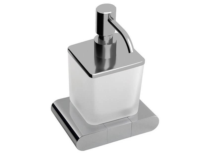 Wall-mounted liquid soap dispenser FORMA | Liquid soap dispenser - NOKEN DESIGN