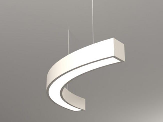 Pendant lamp 1/4 NAK 1800 | Pendant lamp - Neonny