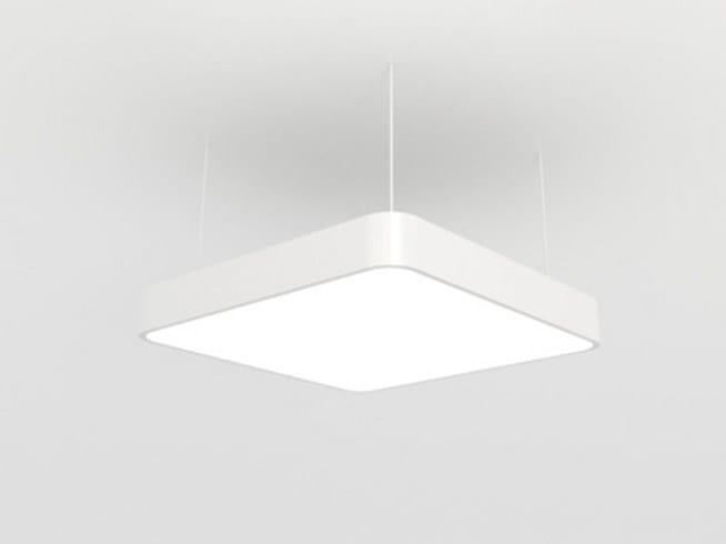 LED pendant lamp NAS 6060B | Pendant lamp by Neonny