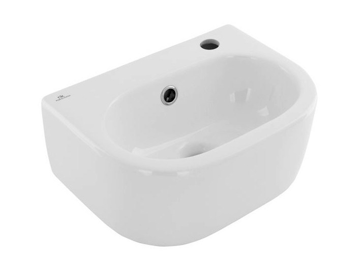 Oval wall-mounted handrinse basin ARQUITECT | Oval handrinse basin by Noken