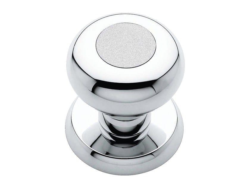 Classic style metal door knob ELIKA   Door knob by LINEA CALI'