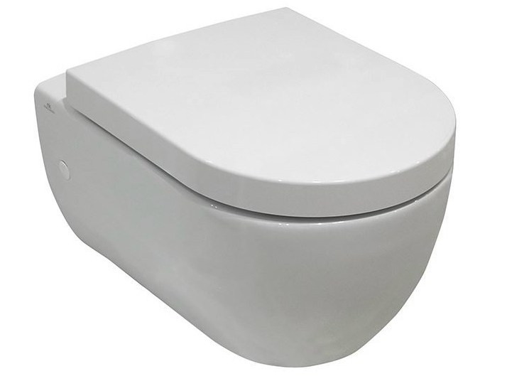 Wall-hung toilet ARQUITECT | Wall-hung toilet - NOKEN DESIGN