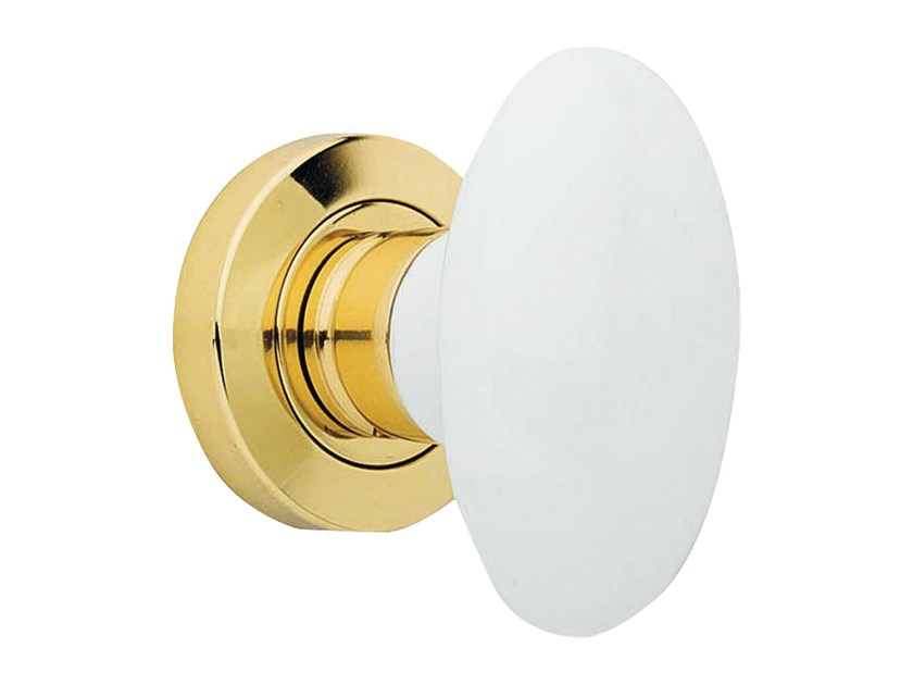 Classic style metal door knob FLAVIA | Door knob - LINEA CALI'