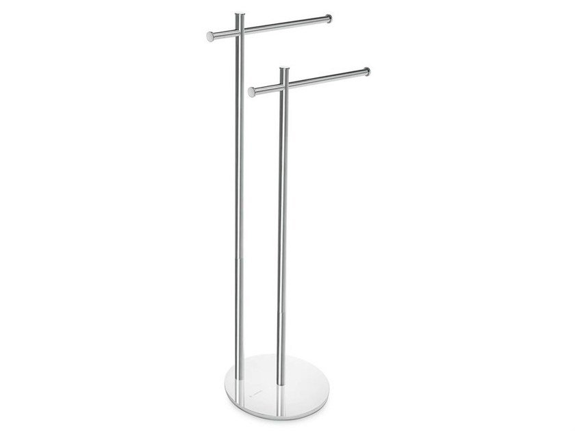 Standing towel rack LINFA - O'RAMA ACCESSORIES | Standing towel rack - NEWFORM