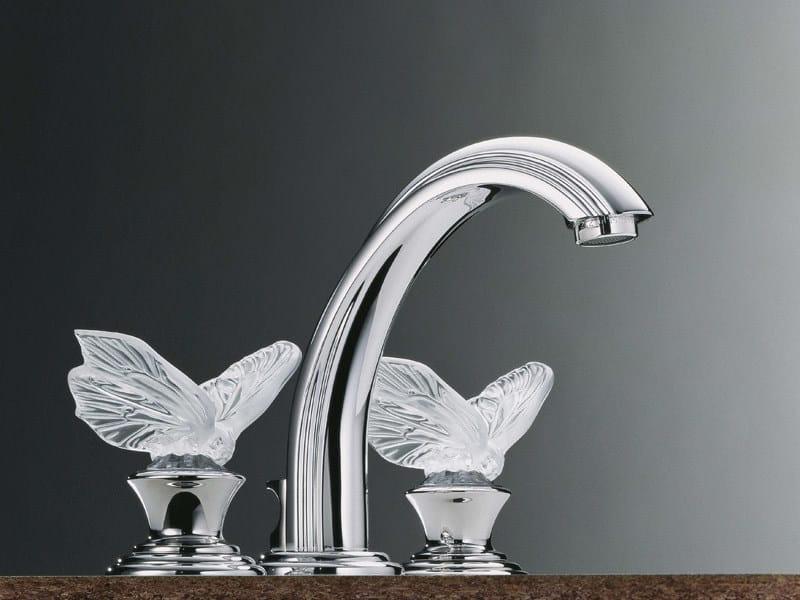 3 hole washbasin tap PAPILLON   Washbasin tap - INTERCONTACT