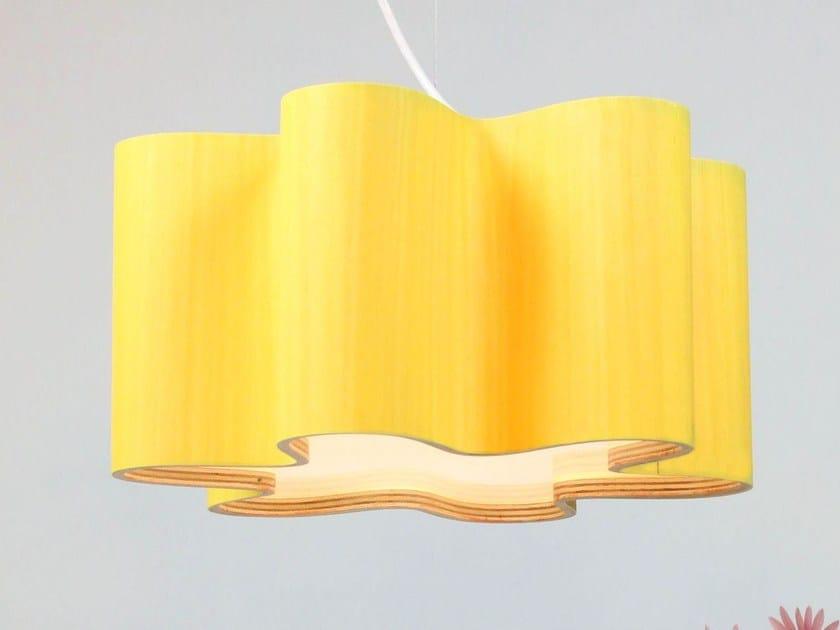 Handmade pendant lamp BABY LOTUS PENDANT - Lampa