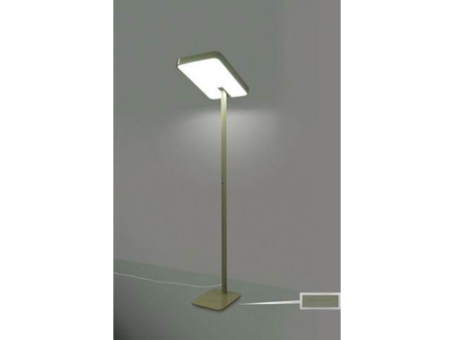 LED adjustable floor lamp NYR 4060S | Floor lamp - Neonny